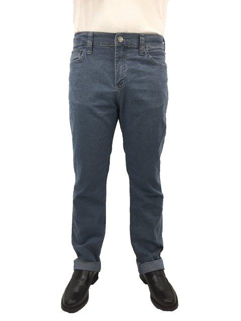 191efbbe6 Calça Jeans Masculina Com Elastano Vilejack Reta Básica 001 - R  84 ...