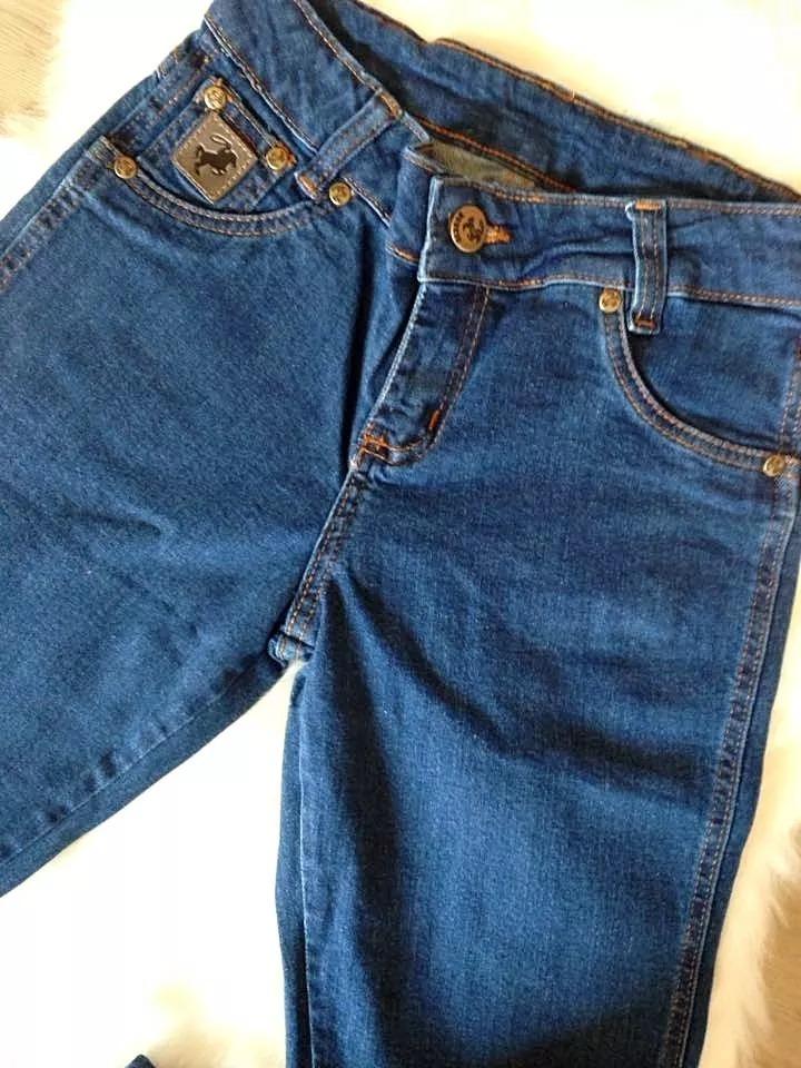 calça jeans masculina da marca rodeio original best. Carregando zoom. 9160b8b894b