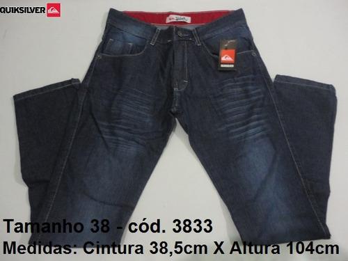 calça jeans masculina hollis/ quik/ calvin/ frete grátis!!