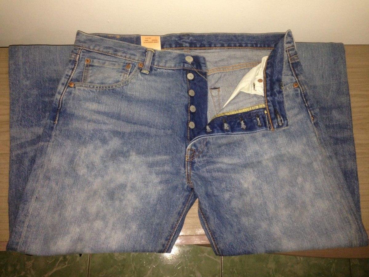 f51a51b7ce393 calça jeans masculina levi s 501 tradicional promoção. Carregando zoom.