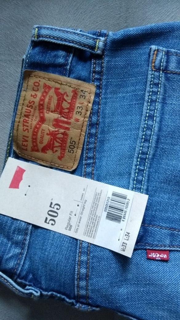 1800ab5c71bee calça jeans masculina levi s 505 azul claro promoção. Carregando zoom.