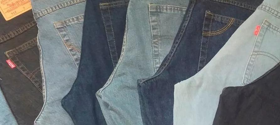 calça jeans masculina levi s  ellus   calvin+frete promoção. Carregando  zoom. 367fed0128d