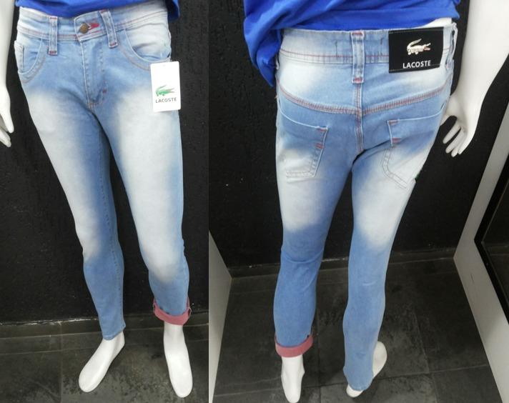 Calça Jeans Masculina Lote Em Atacado 06 Peças - R  339 912d26f3089