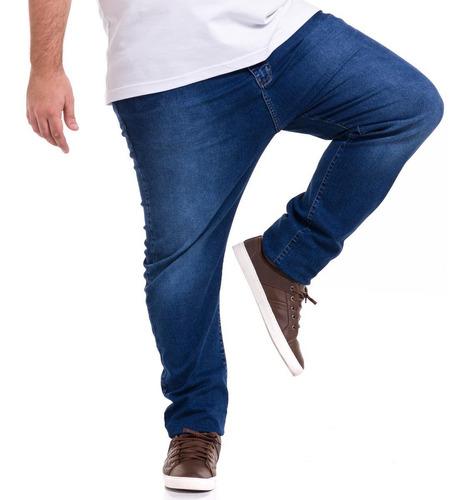 calça jeans masculina lycra plus size modelos top lançamento