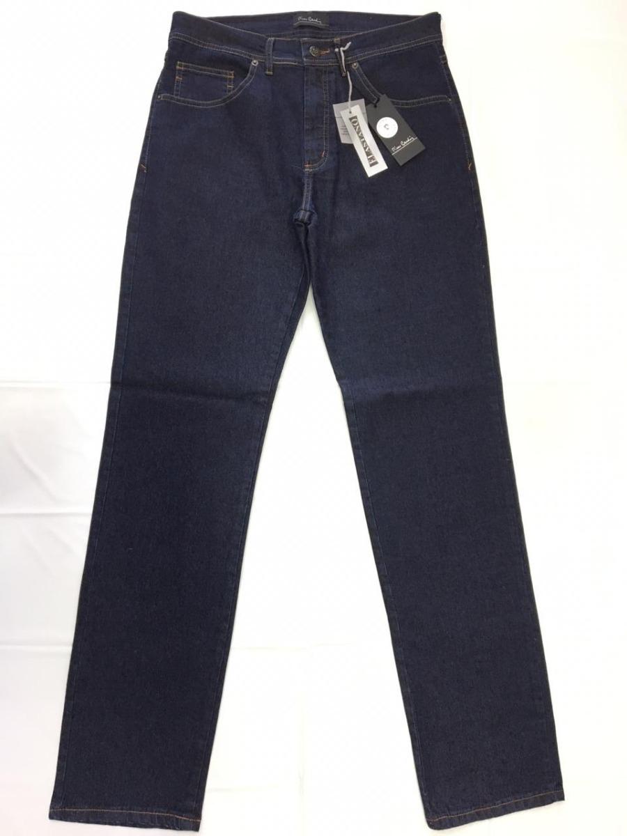 6ad6f1293 Calça Jeans Masculina Marca Pierre Cardin Ref. 457p102 - R$ 179,00 ...