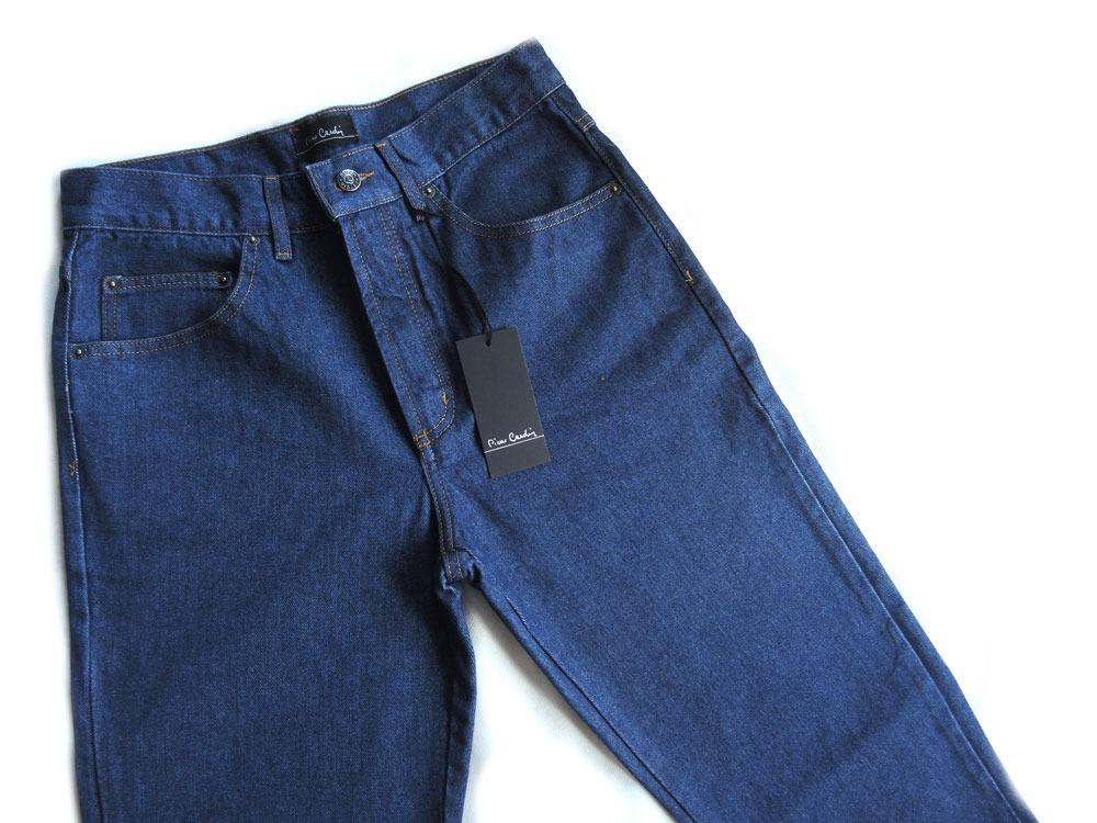 38af849f3 calça jeans masculina pierre cardin original tradicional 100. Carregando  zoom.