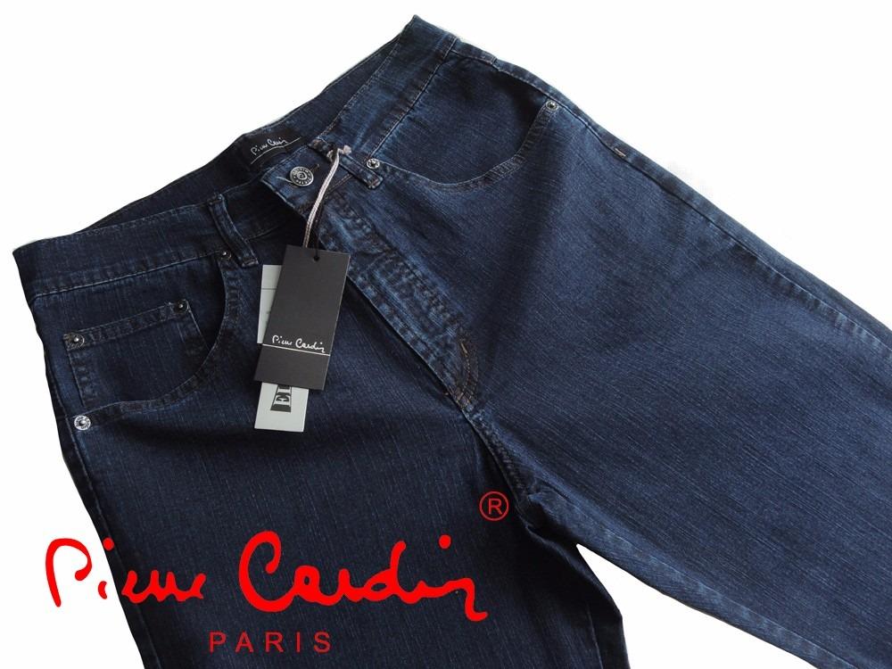 24031a55c calça jeans masculina pierre cardin plus size 56-60 228. Carregando zoom.