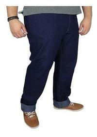 1a12bd969a0de7 Calça Jeans Masculina Plus Size Com Lycra 52,54,56 Grande