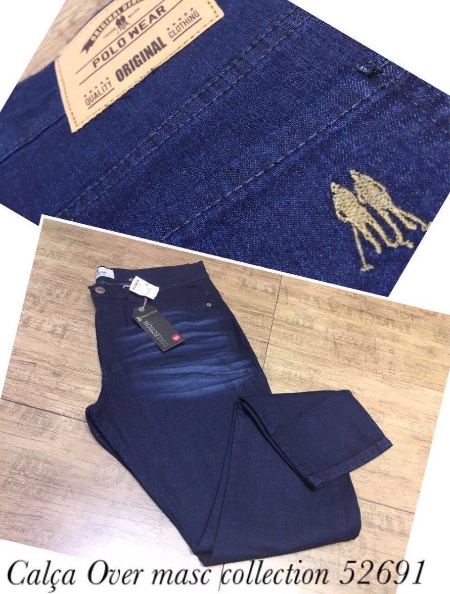 5607cead07633 calça jeans masculina polo wear. Carregando zoom.