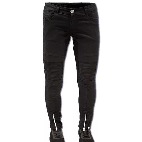 calça jeans masculina preta - calça rasgada calça skinny