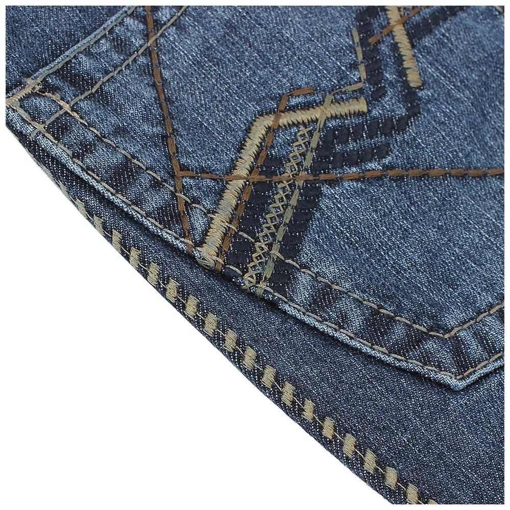 90b8b289df calça jeans masculina relaxed fit azul escuro - tassa 17205. Carregando  zoom.