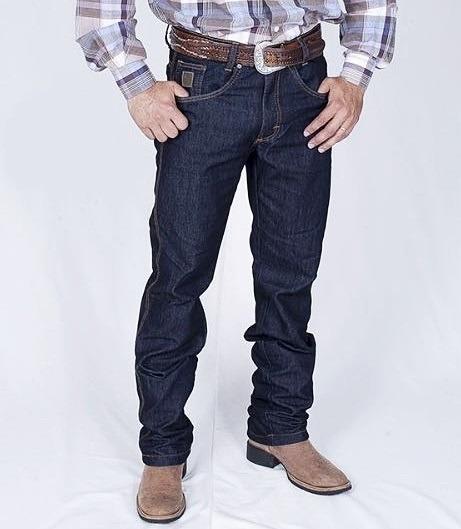 Calça Jeans Masculina Rodeio Country Cor Variada Peão Cowboy - R ... 5663ed5326e
