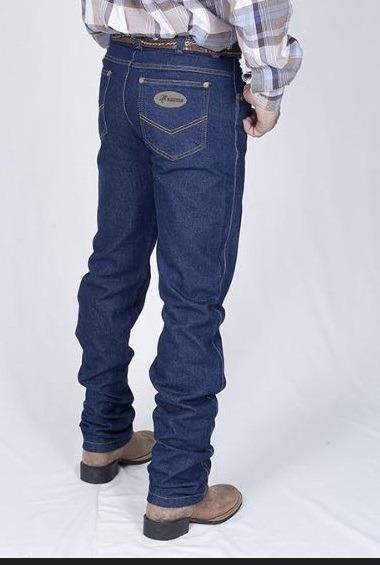 Calça Jeans Masculina Rodeio Country Stone Segura Peão Casua - R ... f5f2df8be5e