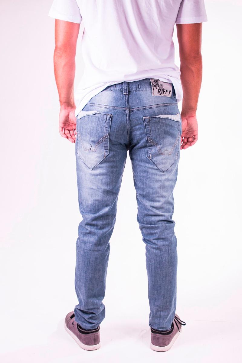 calça jeans masculina skinny clara barata. Carregando zoom. 6cd6cb34e68