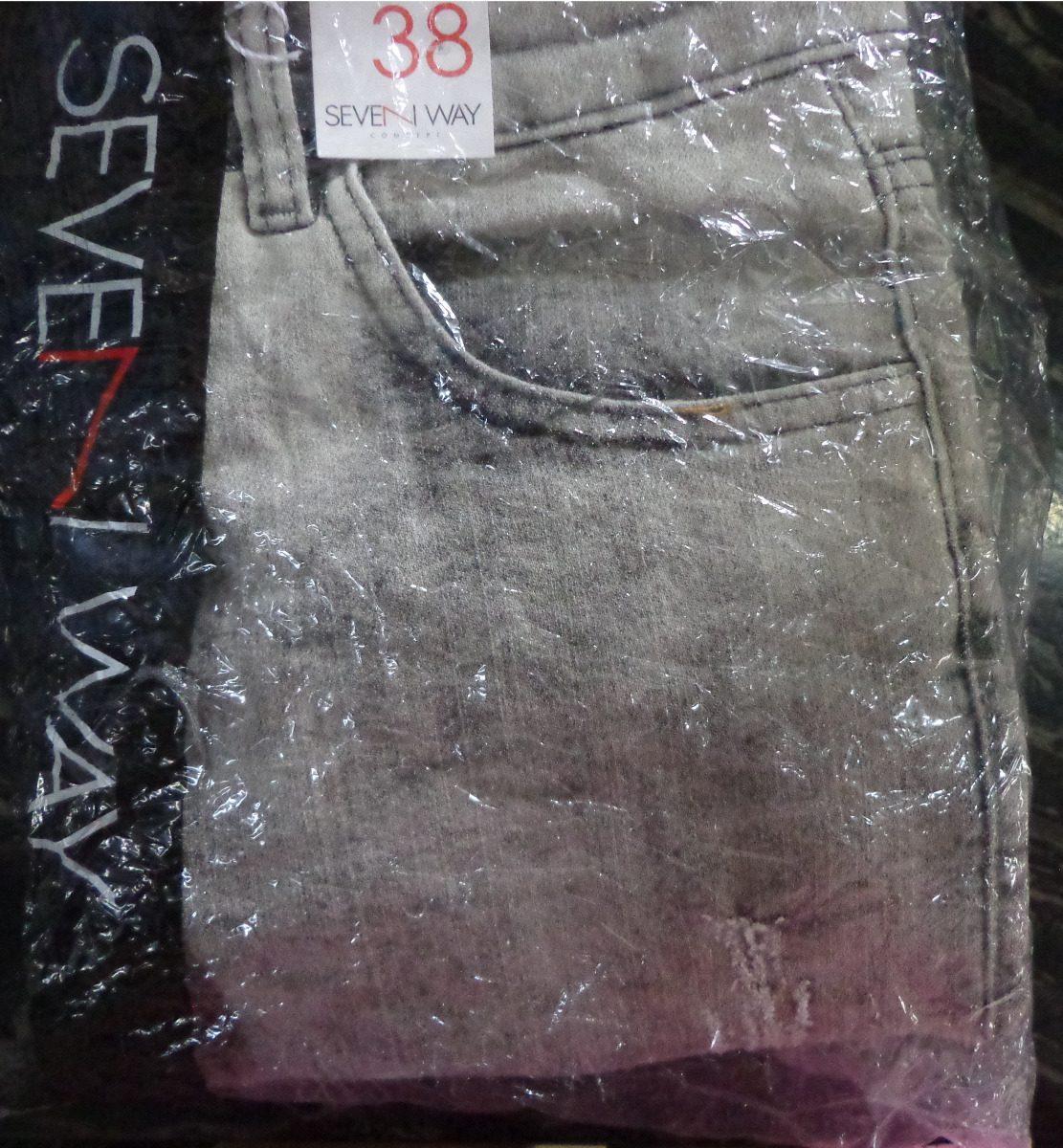 2e26a5177 calça jeans masculina slim fit cinza promoção fabrica 40%off. Carregando  zoom.