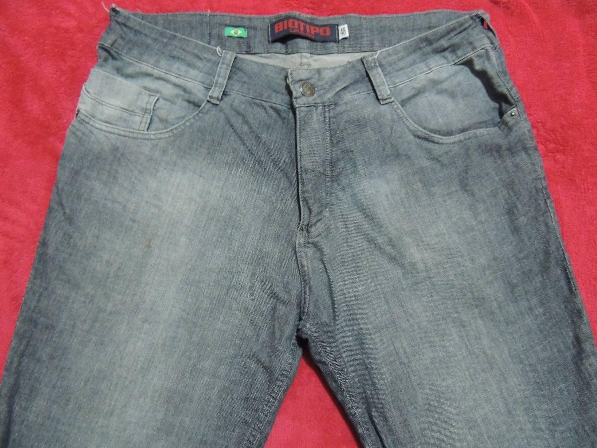calça jeans masculina tamanho 48 biotipo. Carregando zoom. 2a47e7b6d10