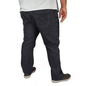 ce0d53528 Calça Jeans Masculina Tamanho Grande 48 50 52 54 56 58 60 62 ...