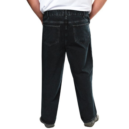 calça jeans masculina tamanhos grandes até 68 plus size