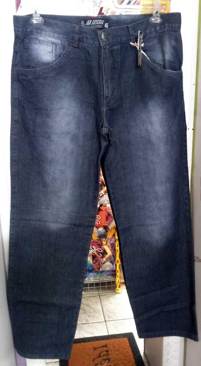 0ae3a9f46de calça jeans masculina tradicional tamanho grande plus size. Carregando zoom.