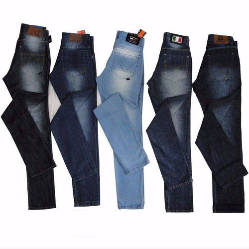 calça jeans masculinas várias marcas oferta promoção