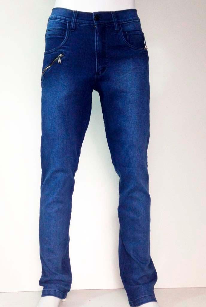 9d7483174 calça jeans masculino bolso celular grande direto da fábrica. Carregando  zoom.