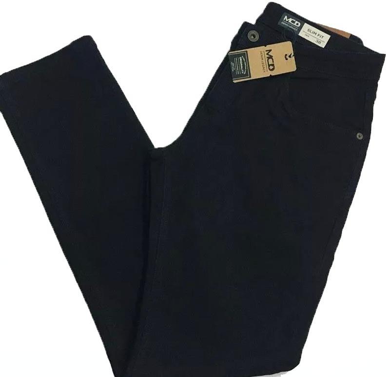 calça jeans mcd denim legacy slim. Carregando zoom. 2cf57322a06