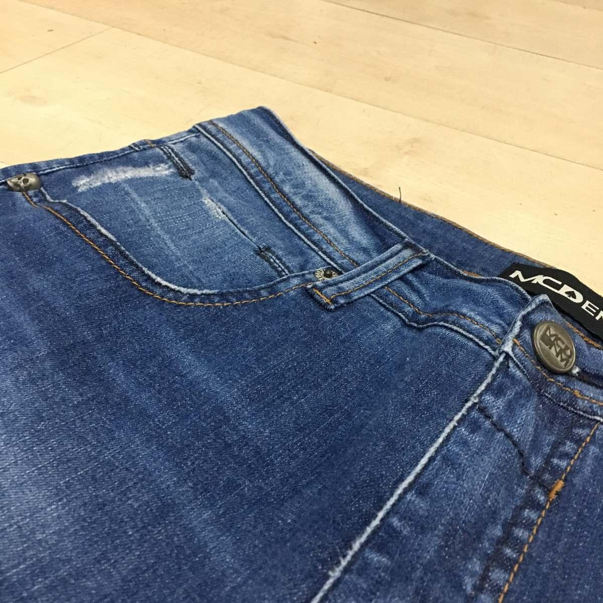 calça jeans mcd the road. Carregando zoom. ae292a34dbf