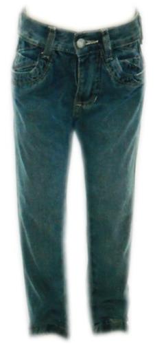 calça jeans menino 2 anos ref 8010