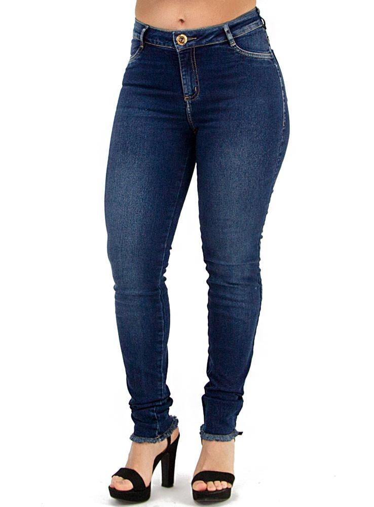 80651ce6b2 calça jeans morena rosa andreia cós intermediário feminina. Carregando zoom.