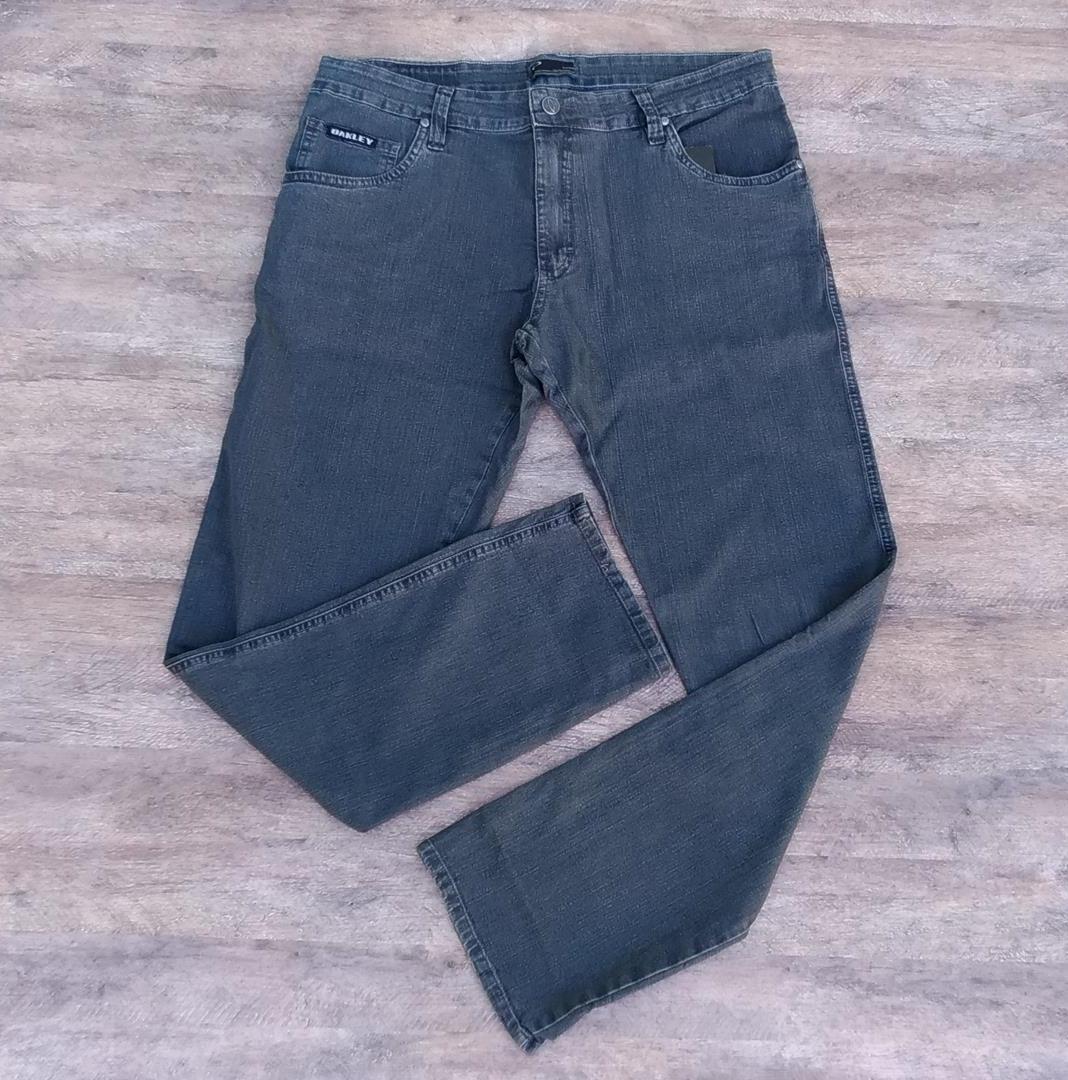 46938154e Calça Jeans Oakley Mod Pockets Masculina - R$ 135,00 em Mercado Livre