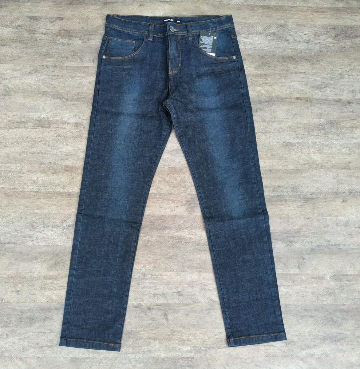 e56b26a12 Calça Jeans Oakley Walk Mod Masculina Especial - R$ 139,99 em ...