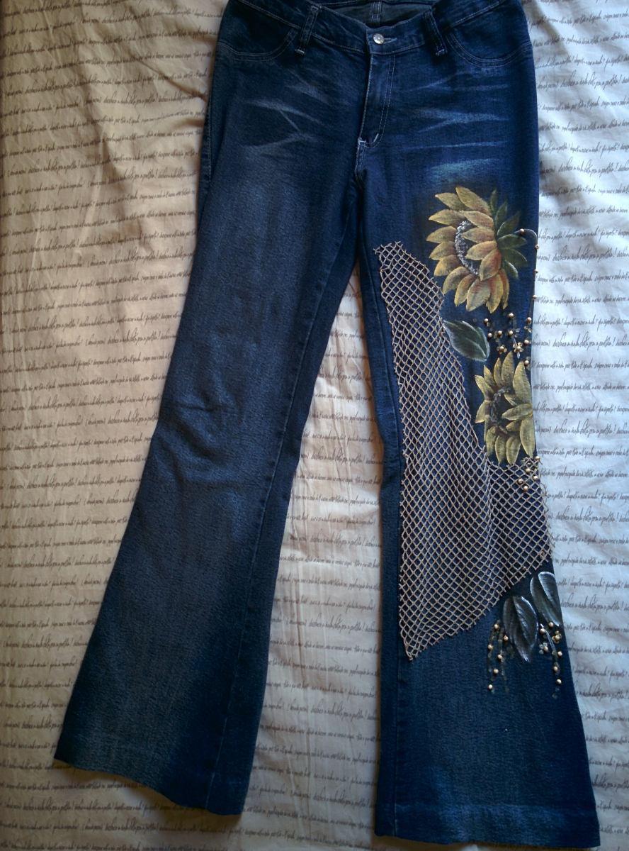 jeans str 42