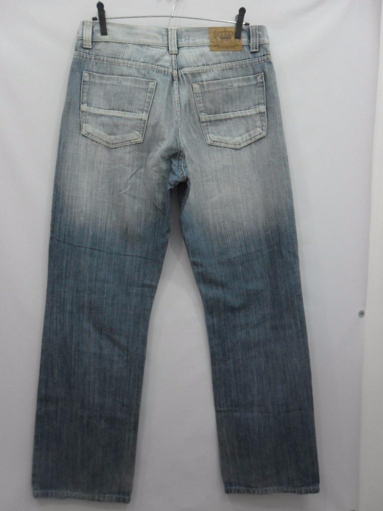 652320e67 Calça Jeans M. Officer 44 Masculina Masculino Azul Belissim - R  68 ...