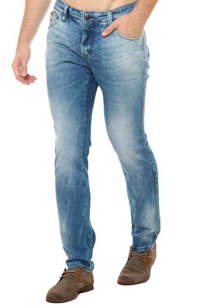 75492ea68 Calça Jeans Osmoze Skinny Azul - R$ 174,95 em Mercado Livre