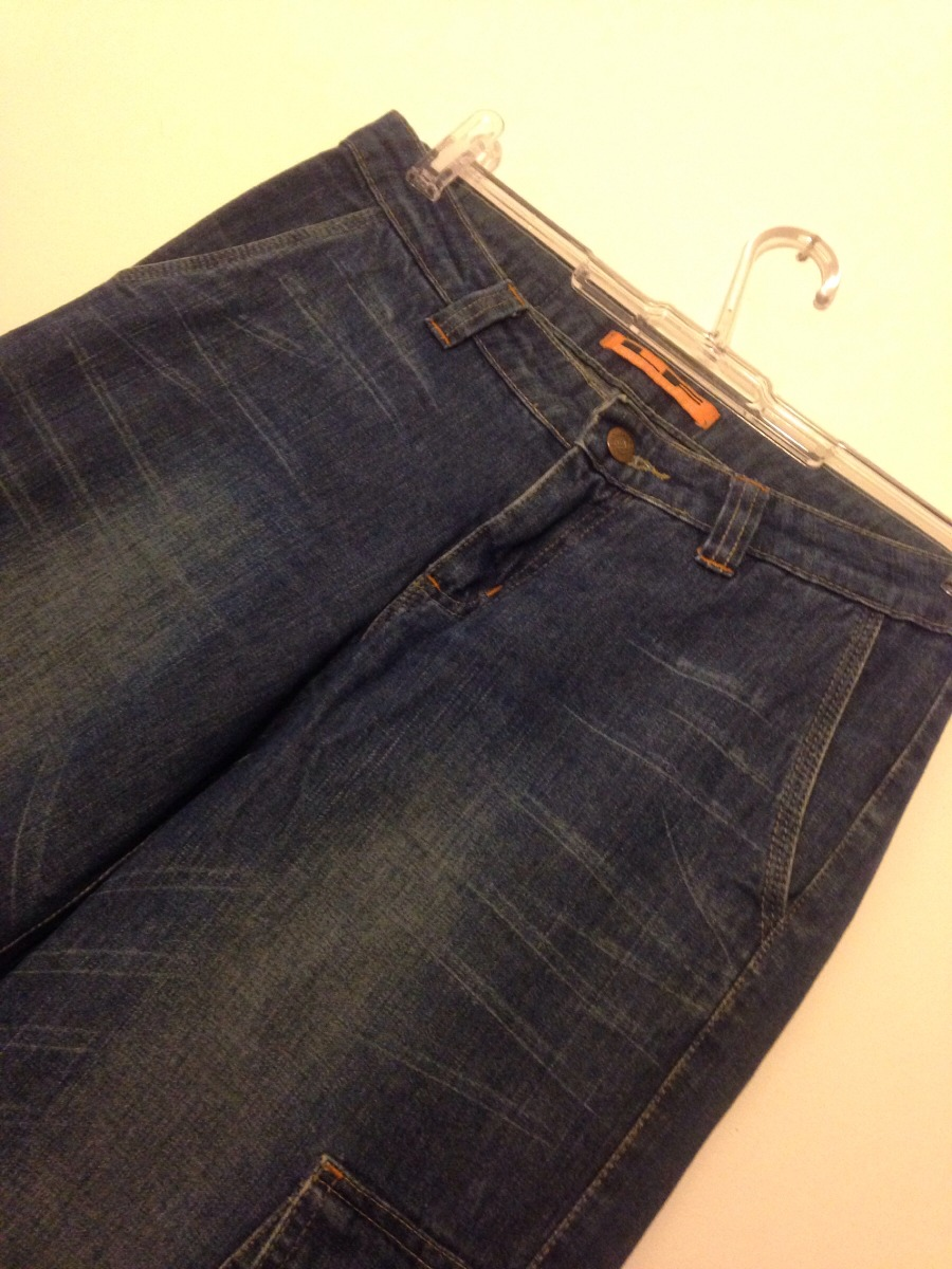 c3f215fdb6 calça jeans pantalona lúcia figueredo tamanho 38. Carregando zoom.