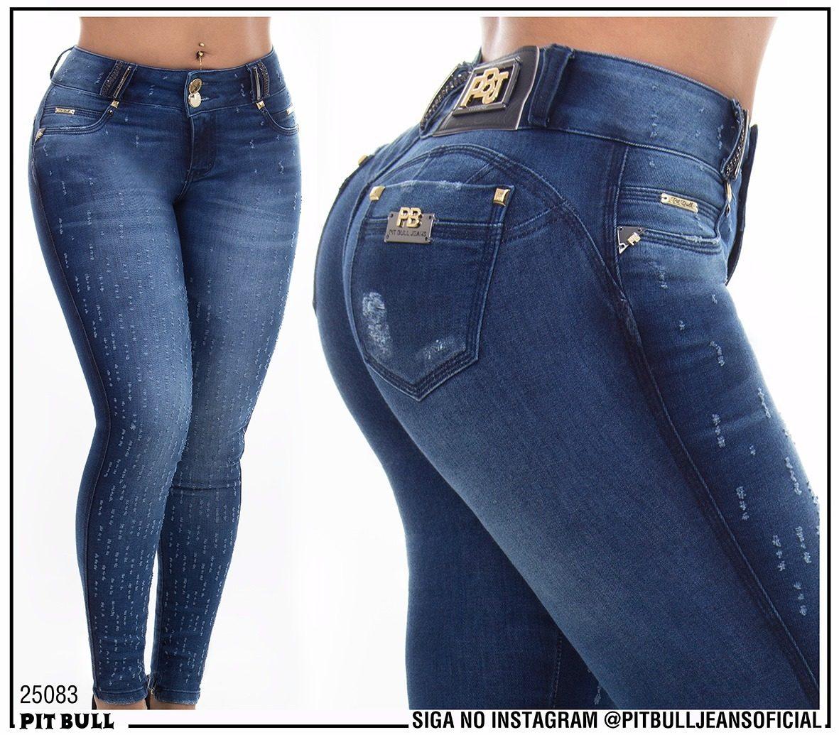 dea5d4355 Calça Jeans Pitbull Estilo Rhero Promoção Ref 25083 - R$ 279,99 em ...