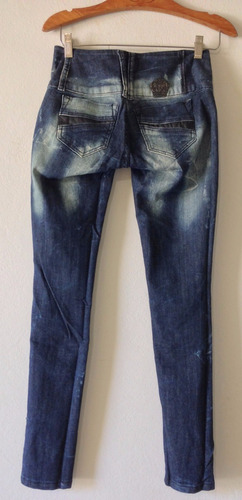 calça jeans planet girls 36