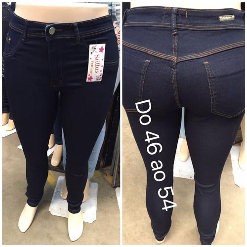 calça jeans plus size