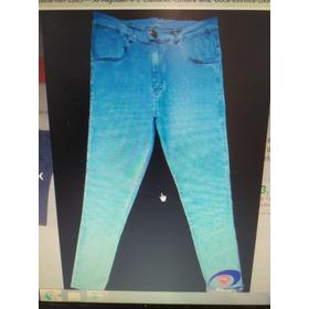 Calça Jeans Plus Size Cintura De 1.20 A 1.44cm Unissex