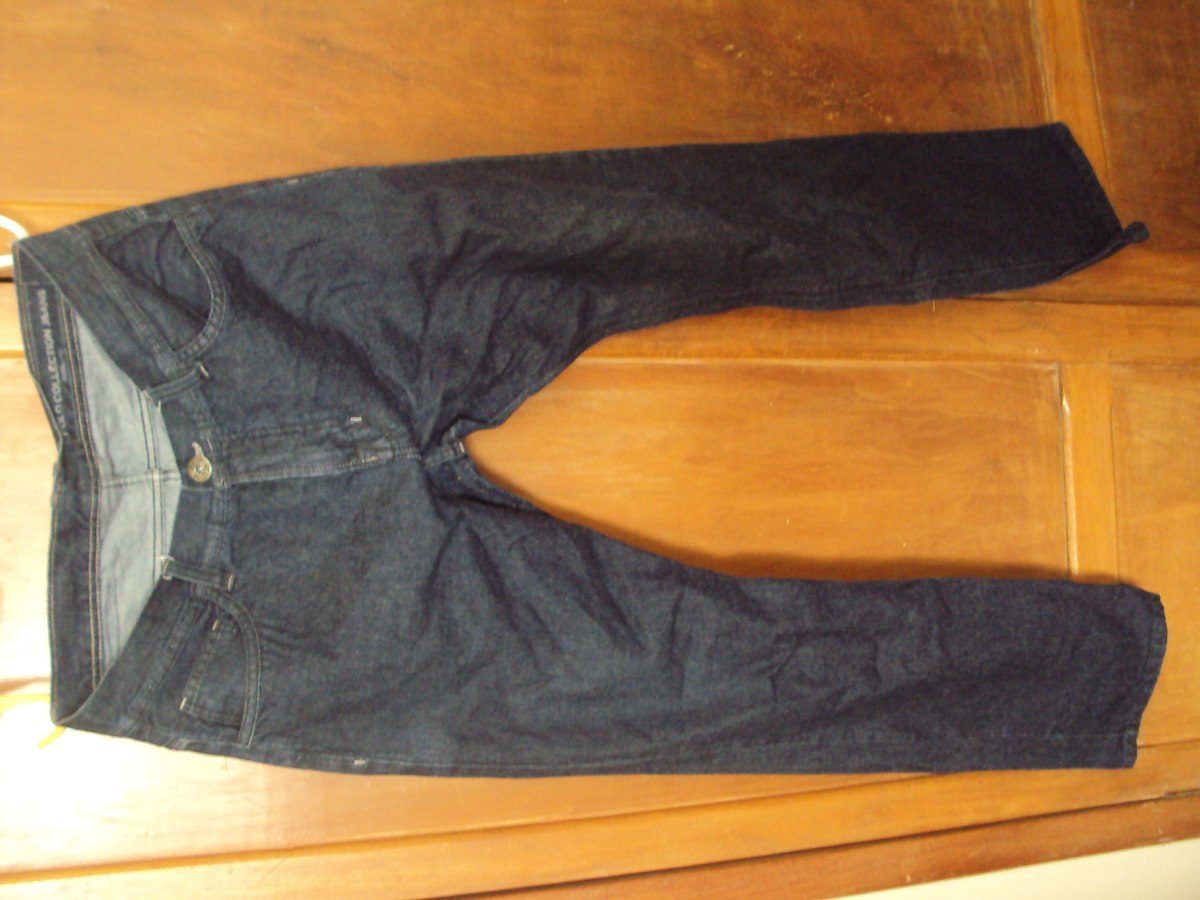 944d3bfc55 calça jeans polo collection. Carregando zoom.