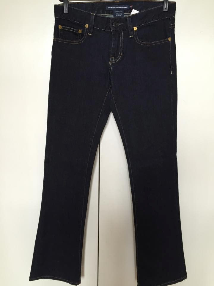 calça jeans polo ralph lauren flaire tam36 original promoção. Carregando  zoom. 9808a26d4ed