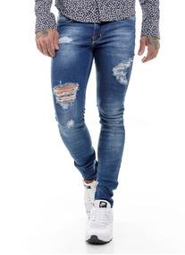 0e015ee48 Calça Jeans Masculina Coca Cola Super Skinny - Calças Outras Marcas ...