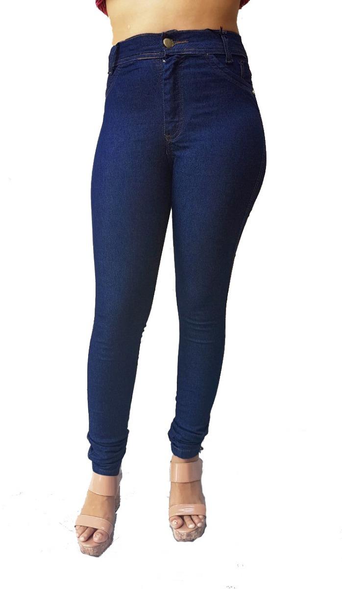 94b02e49e calca jeans preta feminina calca levanta bumbum cintura alta. Carregando  zoom.