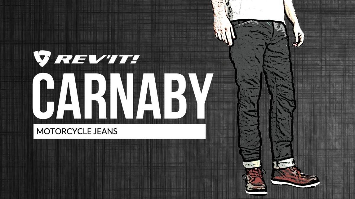 bcc477663 Calça Jeans Revit Carnaby( Motociclista) - R$ 1.089,00 em Mercado Livre