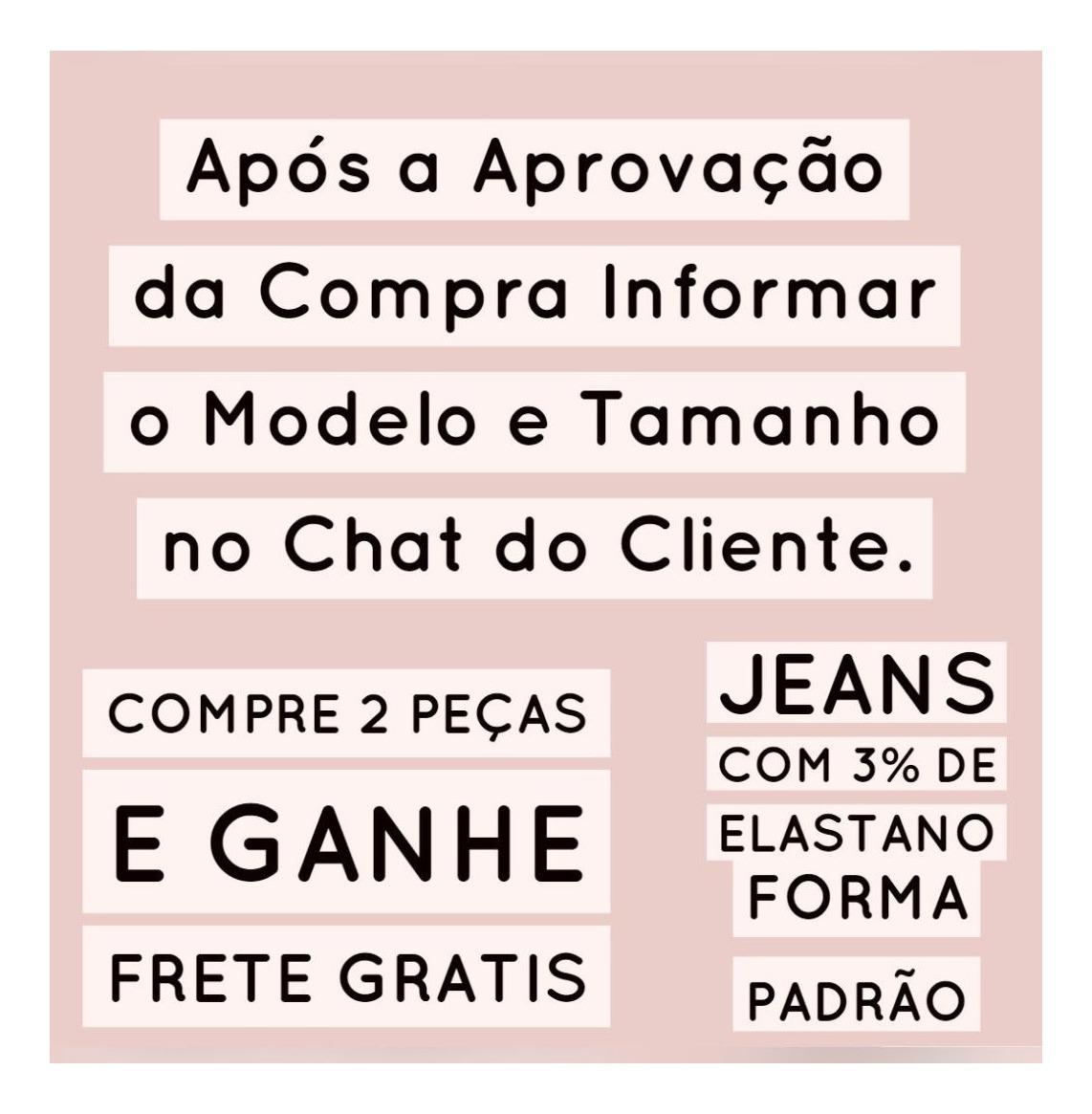 85dba0ca10 calça jeans roupas da moda plus size grande leminsk mod. 19. Carregando  zoom.
