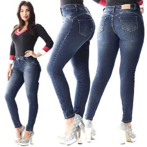 19927e8bf Calça Jeans Roupas Feminina Sawary Levanta Bumbum Hot Pants - R$ 120 ...