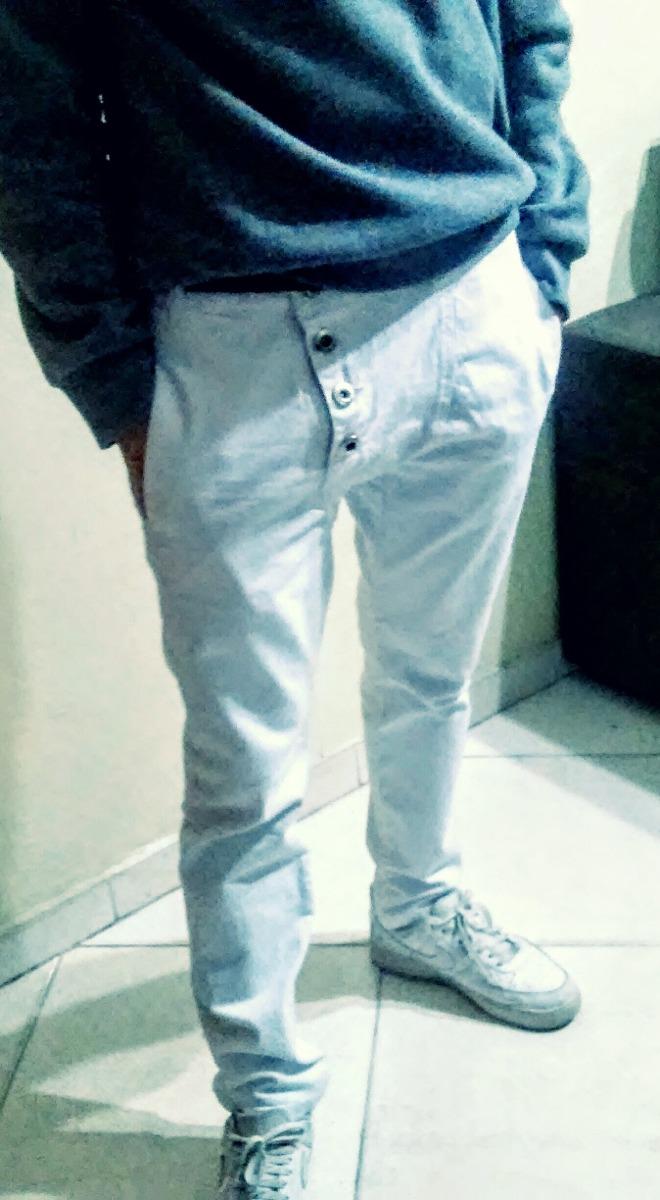 e226bdc01 calça jeans saruel masculina branca. Carregando zoom.