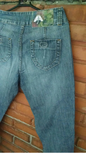 calça jeans saruel unisex tamanho 38