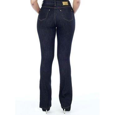 faebfa034 calça jeans sawary hot pant cintura alta flare · calça jeans sawary