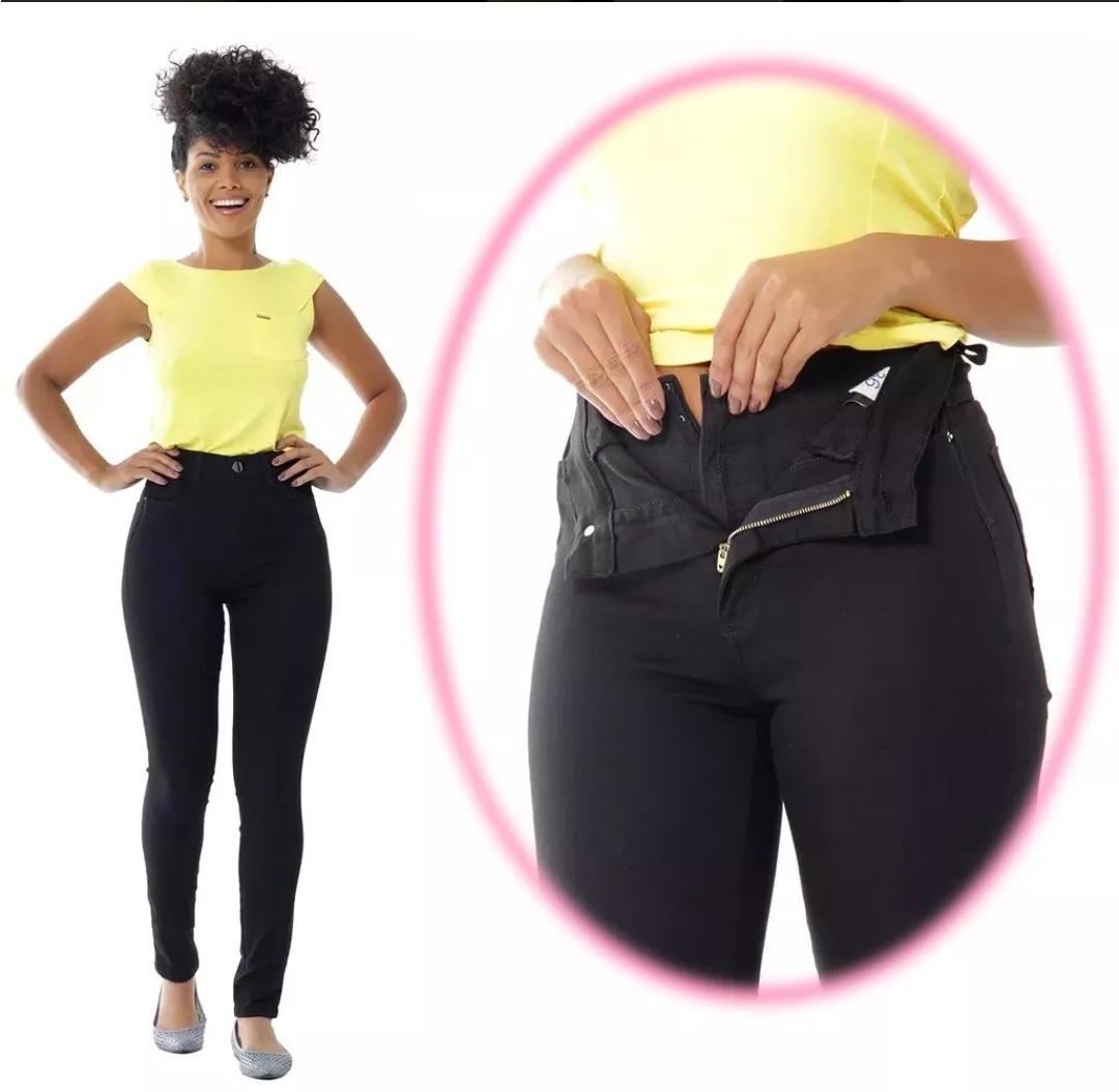 0978cb7dc calça jeans sawary super lipo modelos 2018 pronta entrega. Carregando  zoom... calça jeans sawary. Carregando zoom.